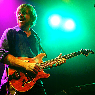 Concert Review-Trey Anastasio