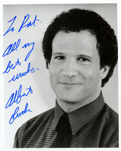 albert brooks broadcast news