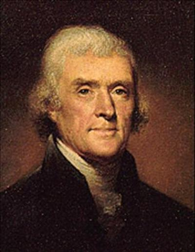 an examination on the virtues of thomas jefferson Letter of 1819, thomas jefferson to william short, on epicureanism  virtue the  foundation of happiness utility the test of virtue pleasure active and in-do-lent.
